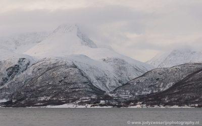 Storfjord, Noorwegen, 30-1-2020