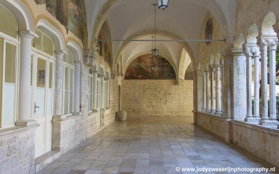 Franjevački samostan, Dubrovnik, Kroatië, 2019