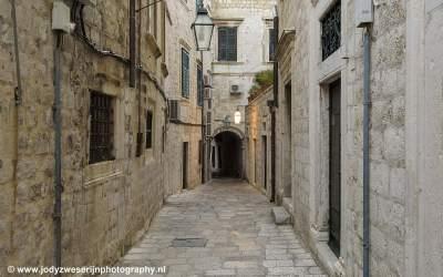 Oude binnenstad, Dubrovnik, Kroatië, 2019