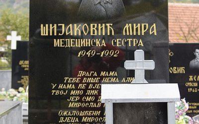 Crkva Rodjenja Presvete Bogorodice, Orthoxe kerk, Visegrad, Bosnië, september 2019