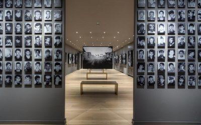 Permanent-Exhibition-Srebrenica, Serajevo, september 2019