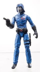 G.I. JOE 3.75 Movie Figure Ultimate Cobra Commander A2278 b