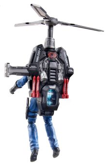 G.I. JOE 3.75 Movie Figure Ultimate Cobra Commander A2278 c