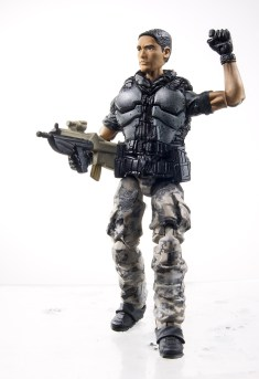 G.I. JOE 3.75 Movie Figure Ultimate Flint A2681