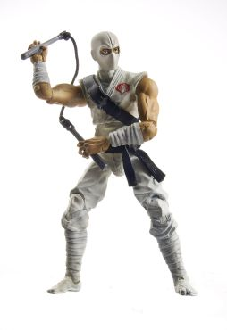 G.I. JOE 3.75 Movie Figure Ultimate Storm Shadow A2277 b