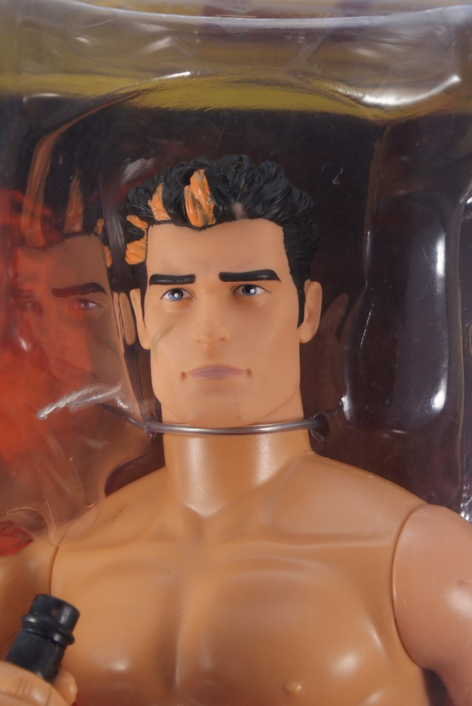 Blow Pipe Action Man