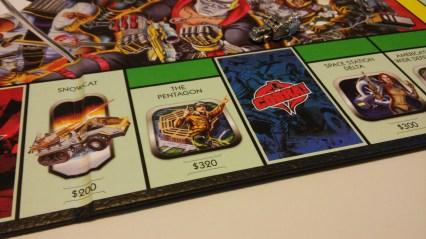 GI Joe Monopoly