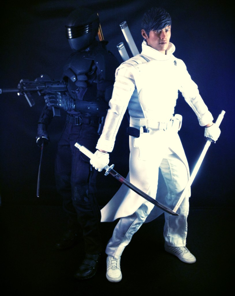 Hot Toys Retaliation Storm Shadow (2013)