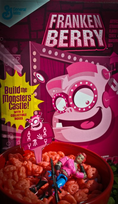 Monster Cereal 2