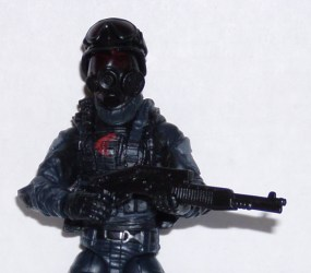 Pursuit of Cobra Shock Trooper