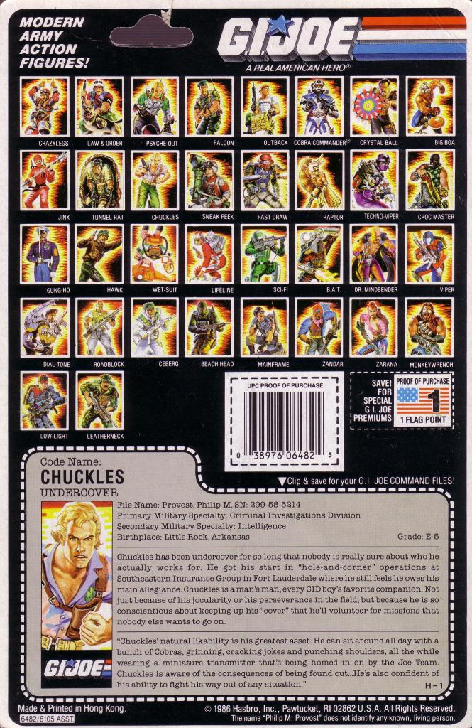 Chuckles-back
