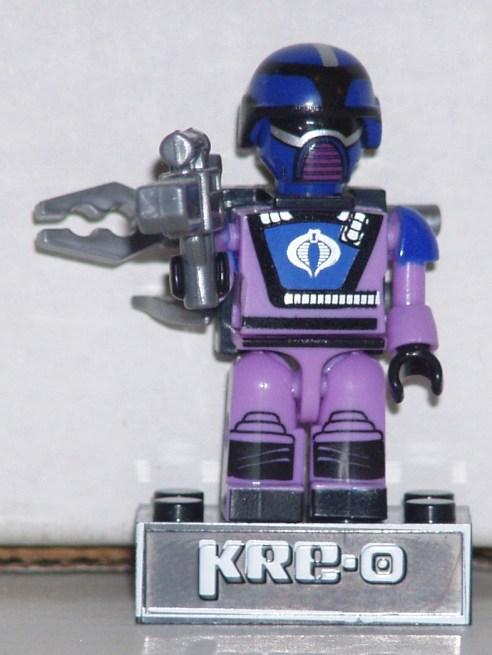 Kre-O Techno-Viper