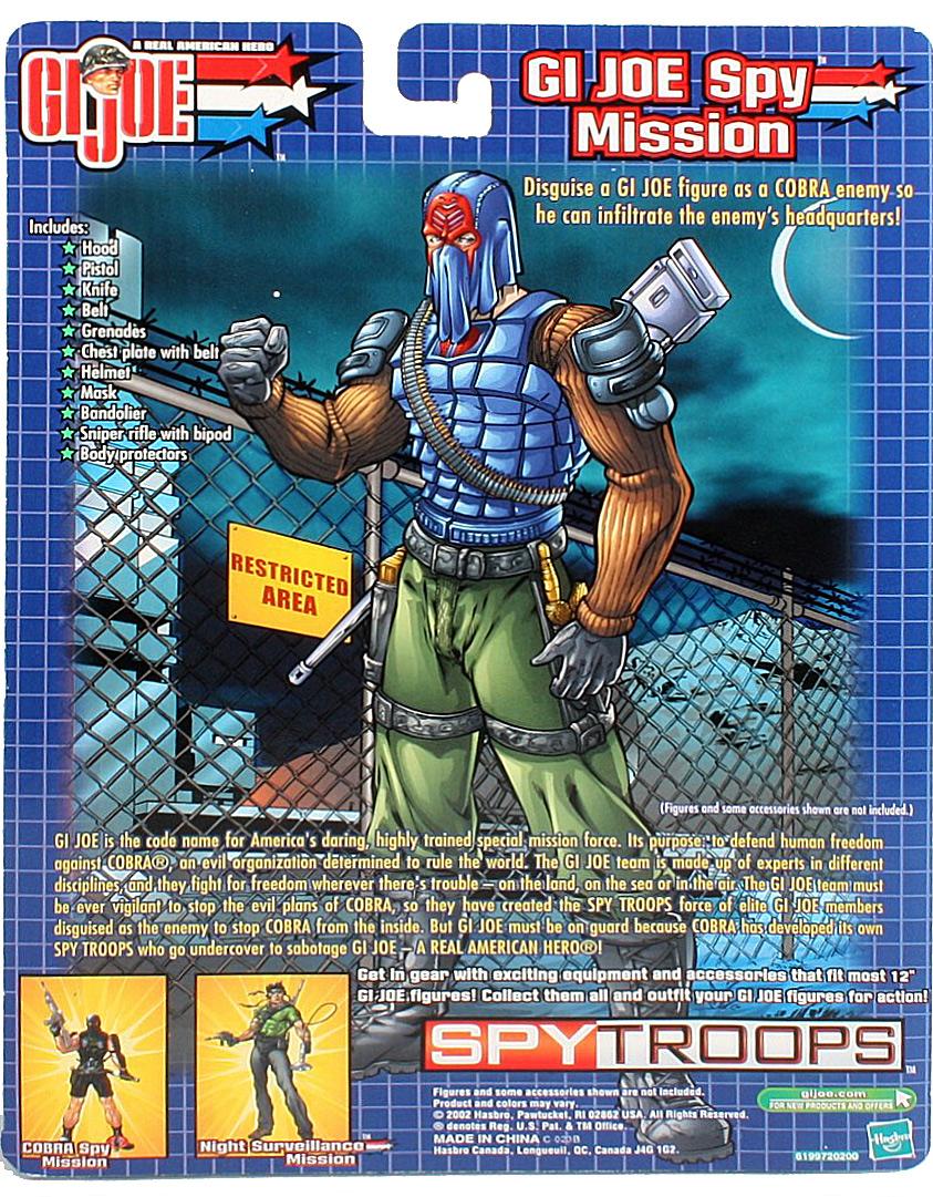 GI Joe Spy Mission