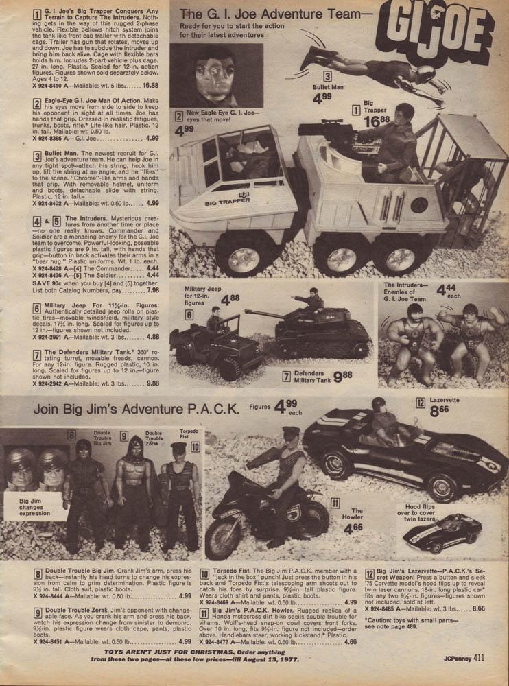 1976 JC Penney Christmas catalog spread