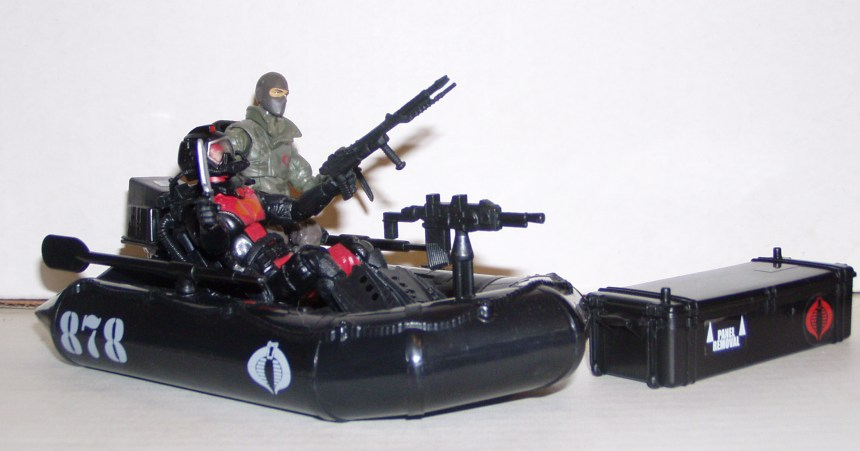 SDCC Night Landing Craft
