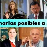 Escenarios del 2018 en México. ¿Qué pasará en cada caso?