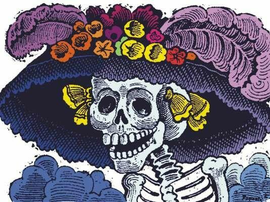 La Catrina, un personaje muy mexicano