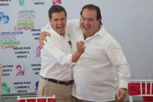 Peña Nieto y Javier Duarte