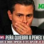 La quiebra de Pemex es una artimaña del sistema político