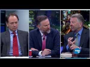 Foro TV, Javier Tello, Leo Zukerman, Jorge Castañeda, Analistas de Televisa