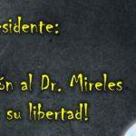 """Entrevista al Dr. Mireles: """"El peor error fue confiar en el gobierno federal"""""""