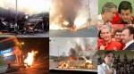 Varios brotes de violencia mientras la Presidencia se ocupa de elecciones