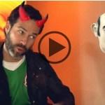 El hijo del diablo quiere ser presidente, Emiliano Salinas (Vídeo)