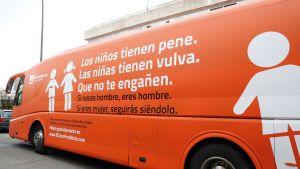 autobús por la libertad