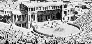 sófocles el teatro griego