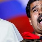 El Papa se suma a los críticos de Nicolás Maduro, le rebota
