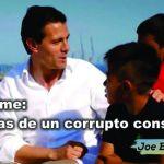 ¿Cómo creer en el V Informe de Peña Nieto si sabemos que él miente?