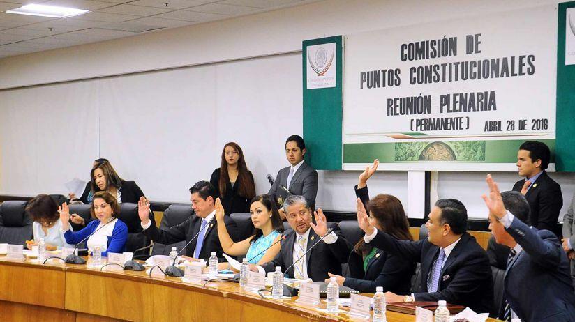 Diputados aprueban por unanimidad la eliminación del fuero constitucional