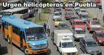 Puebla, ahogada en el caos del tráfico. ¿Cómo anda tu ciudad?