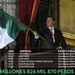 La sociedad pide la cabeza de Peña Nieto: no a la impunidad.