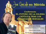 """Conferencia: """"El futuro de la Iglesia tras los escándalos sexuales"""""""