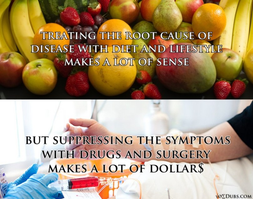 Suppressing Symptoms