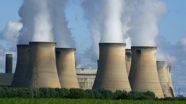 pollution Nuclear kills
