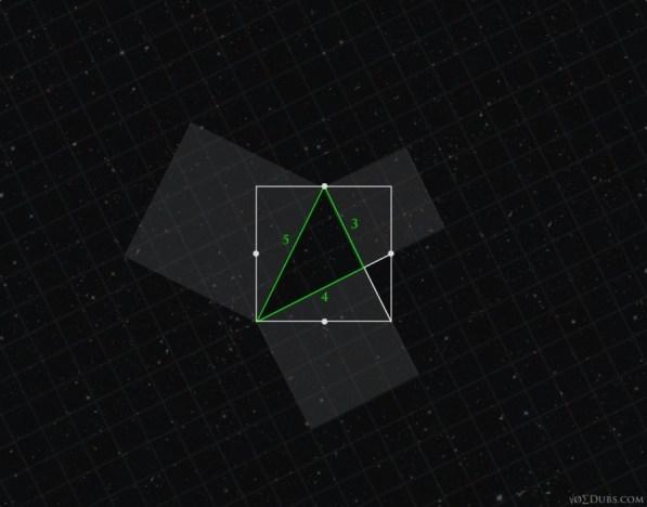3-4-5 Triangle