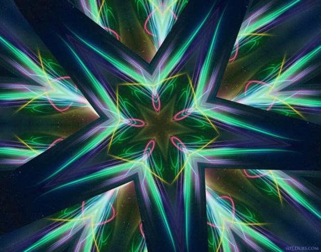 Pentagram Art