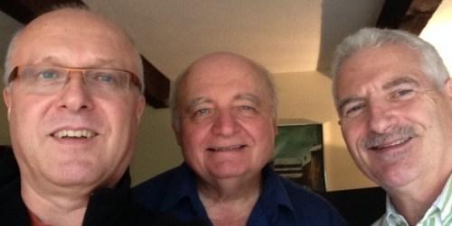 John Reid – Ron Paley Collaboration On New Jazz Album
