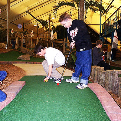 Bayou Golf (Miniature Golf)