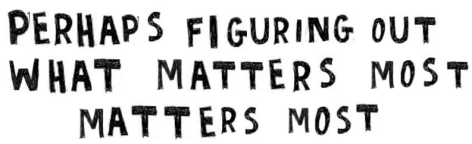 Image result for what matters
