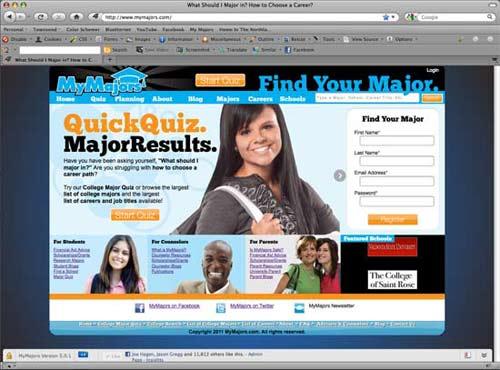 MyMajors.com
