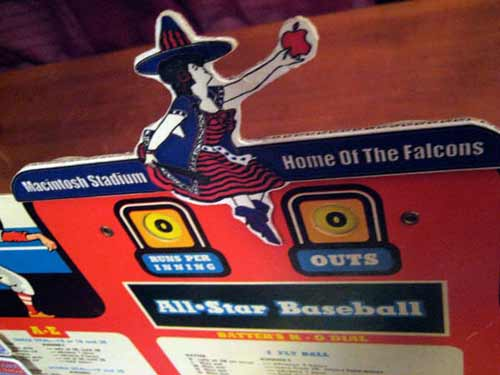 All-Star Baseball Macintosh Stadium
