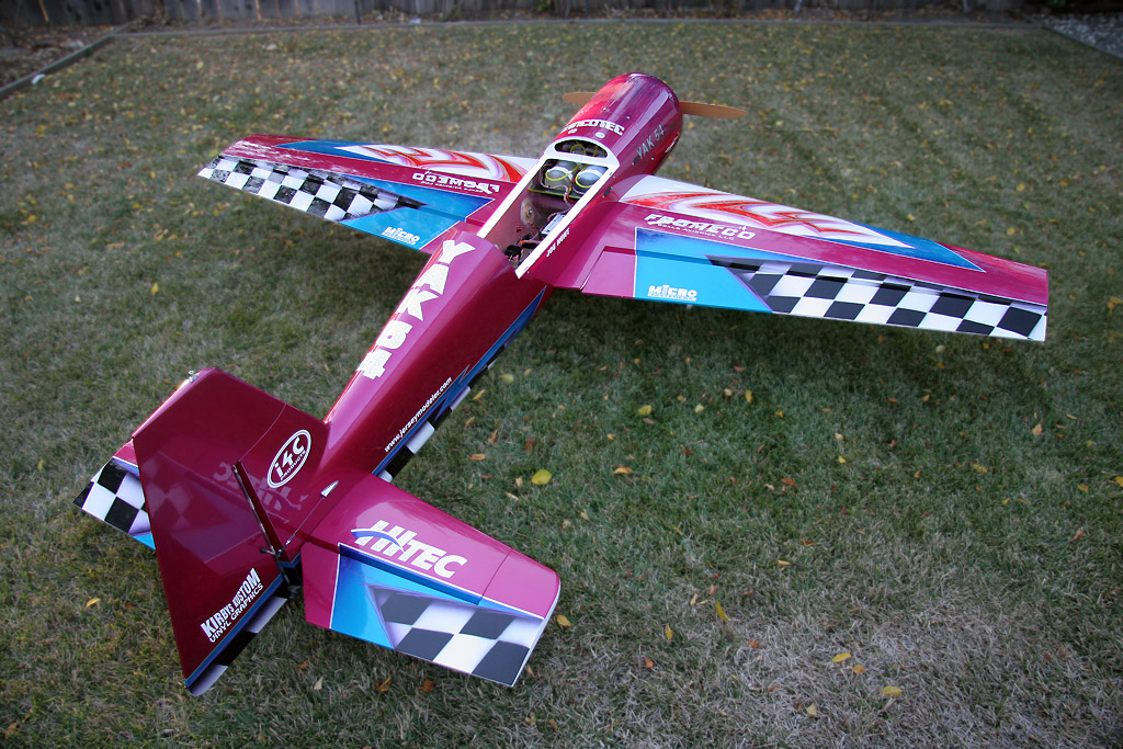 Review: 3W Yak54 118""