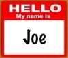 Name tag 11