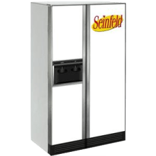 Seinfeld complete season fridge box