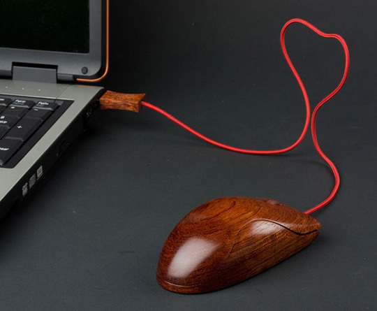 Alest Rukov Wooden Mouse
