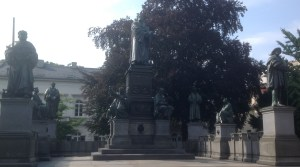 Luther Monument in Worms
