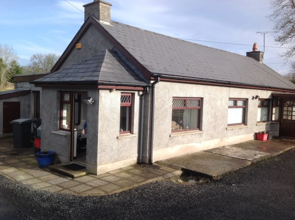 House in Kells where Prayer Called down 1859 Revival